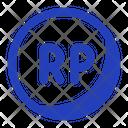Rupiah Icon