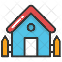 Rural House Icon