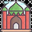 Russain Mosque Architecture Icon