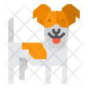 Russell Terrier Dog Icon