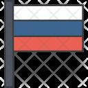 Russia Russian European Icon