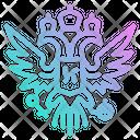 Russia Emblem Coat Icon