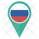 Russia Flag Icon