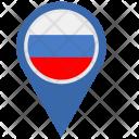 Russia Russian Federation Icon