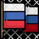 Russia Flag Russia Flag Russian Flag Icon