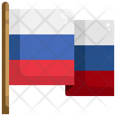 Russia Flag Russian Flag Country Flag Icon