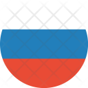 Russia Flag World Icon