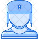 Russian Hat Ear Icon