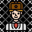 Russian Boy Icon