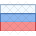 Russian Federation Flag Icon