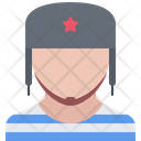 Russian Hat Ear Icon
