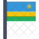Rwanda National Country Icon