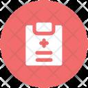Rx Prescriptions Medical Icon