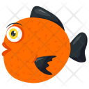 Gold Fish Aquarium Ponds Icon
