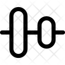 S Align Arrange Icon
