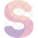 S Letter Icon