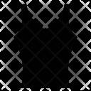 S Singlet Sleeveless Icon