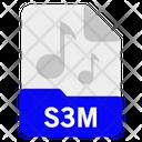S3m file Icon