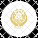 Saarc Flag Icon