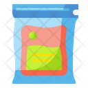 Sachet Bag Package Icon