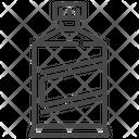 Sachet Bottle Icon