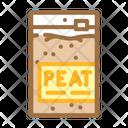 Sachet Peat Sachet Peat Icon