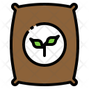 Sack Seed Sprout Icon