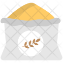 Sack Icon Wheat Icon