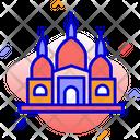 Sacr Coeur Icon