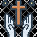 Sacred Virtuous Blest Icon
