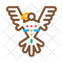 Sacred Totem Bird Icon