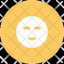 Sad Face Emoticon Icon