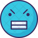 Sad Angry Loudly Icon