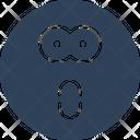 Sad Baffled Emoticon Emoticons Icon