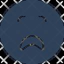 Sad Angry Puzzle Icon