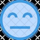 Sad Emoji Smiley Icon