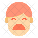 Sad Emotion Face Icon