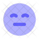 Sad Serious Emoji Icon