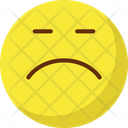 Sad Worried Lour Icon