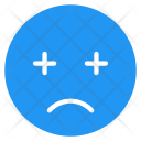 Sad Face Avatar Icon
