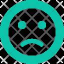 Sad Emot Emots Icon