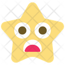 Sad Unhappy Emoticon Icon