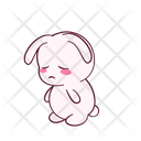 Sad Disapointed Tired Icon