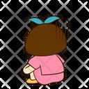 Depressed Sad Miserable Down Miumiu Emoticon Expression Icon