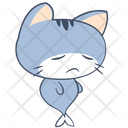 Anxiety Unhappy Regret Icon