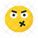 Sad Unhappy Angry Icon