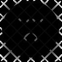 Sad Crying Emoji Icon