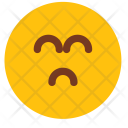 Sad Crying Emoji Icon