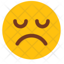 Sad Crying Upset Icon