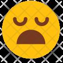 Sad Upset Emoji Icon